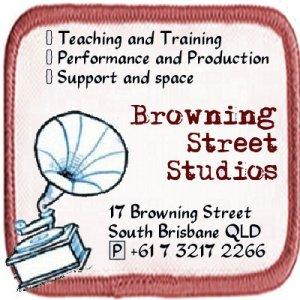 Browning Street Studios Logo